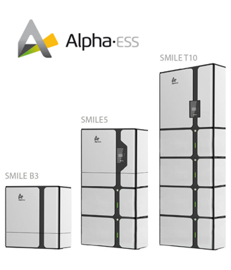 Alpha ESS Solar Batteries